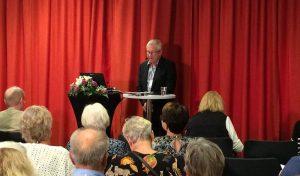 Håkan Sjöberg föreläser om häxprocesserna i Ådalen