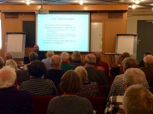 Mikael Lundholm talar om källkritik och källhänvisningar